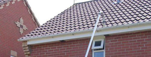 Roof Cleaner in Cumbria