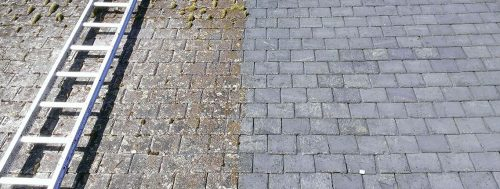 Roof Cleaning & Sealing in Cumbria