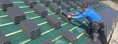 Roof Repairs in Cumbria